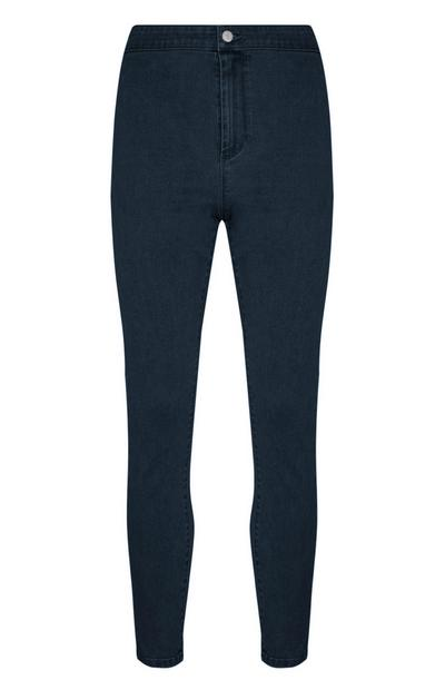 Indigo High Wasited Skinny Jean
