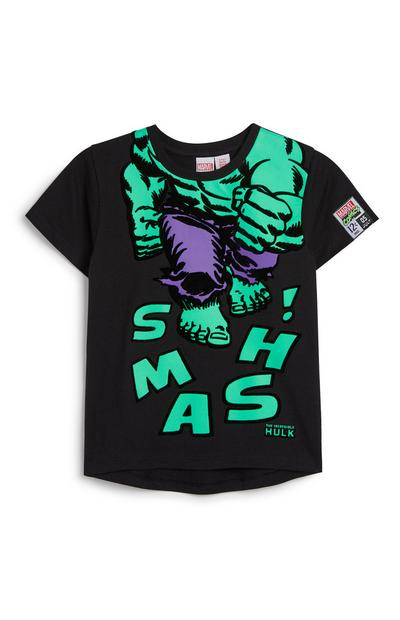 Younger Boy Hulk T-Shirt