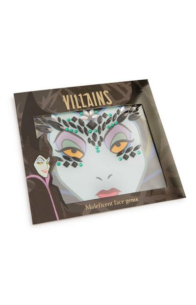Maleficent Face Gems