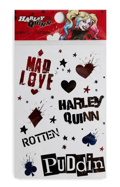 Harley Quinn Body Tattoos