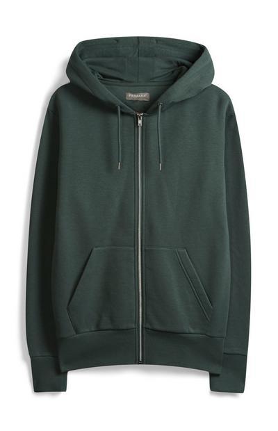 Emerald Zip Hoody