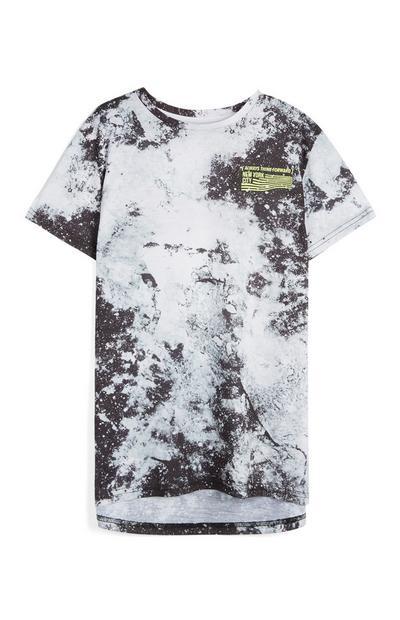 Older Boy Marble T-Shirt