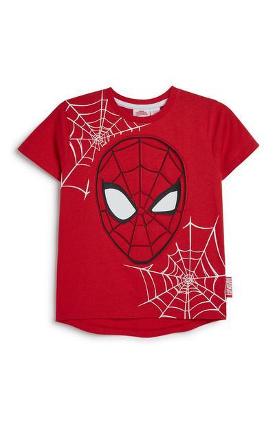 Younger Boy Spider Man T-Shirt
