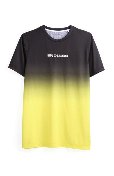 Yellow Ombre T-Shirt