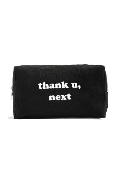Ariana Grande Thank U Next Make-Up Bag