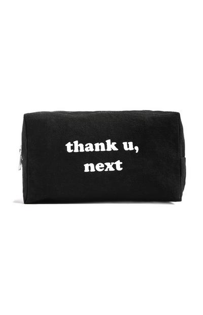 Ariana Grande Thank U Next Make-Up Bag