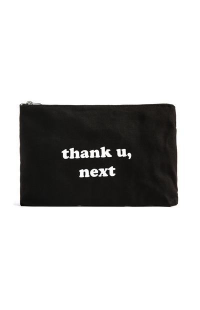 Ariana Grande Thank U Next Wash Bag