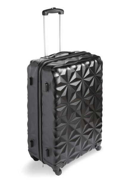 Large Black Suitcase