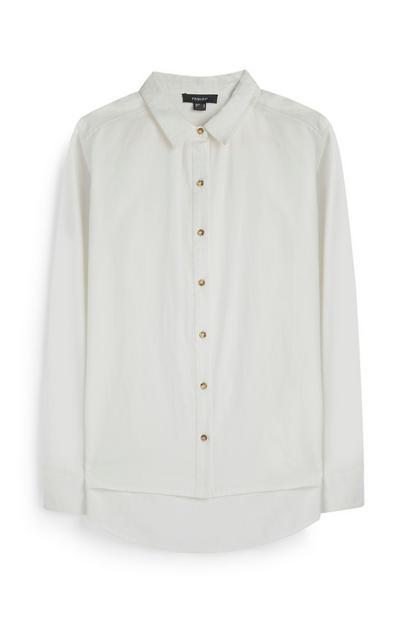 White Button Up Shirt