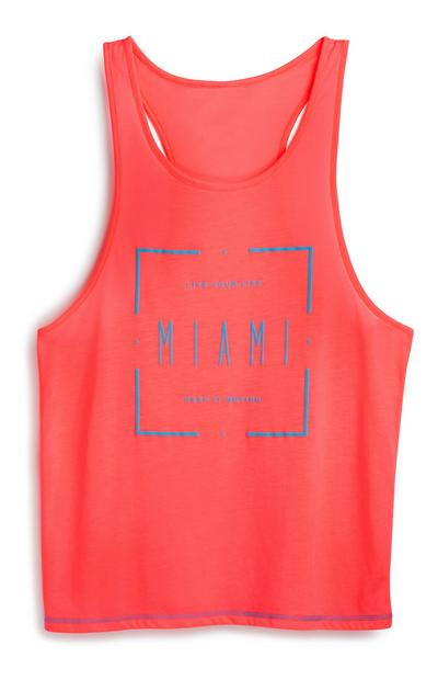 Neon Miami Vest