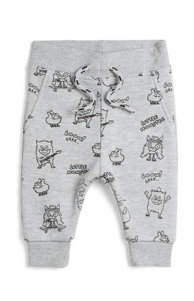 Baby Boy Monster Joggers