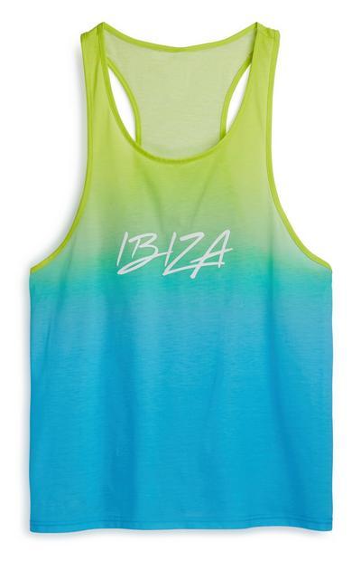 Blue Ibiza Vest