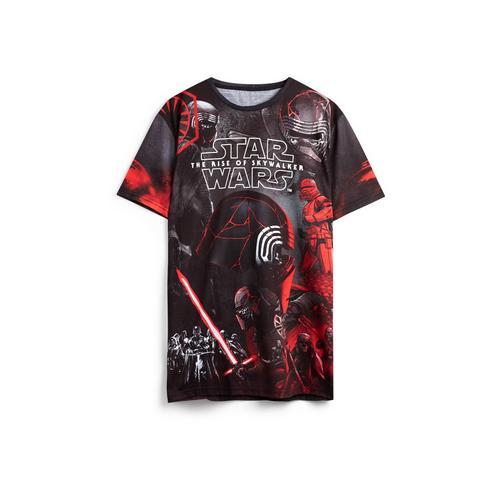 Black Star Wars The Rise Of Skywalker T Shirt T Shirts For Men Men S T Shirts Tops Men S Clothing Our Full Men S Fashion Range All Primark Products Primark Usa