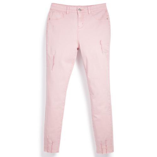 Pantalon Rosa De Sarga Con Bajos Deshilachados Para Nina Mayor Moda Para Ninas Mayores Moda Para Ninas Moda Para Ninos Todos Los Productos Primark Primark Espana