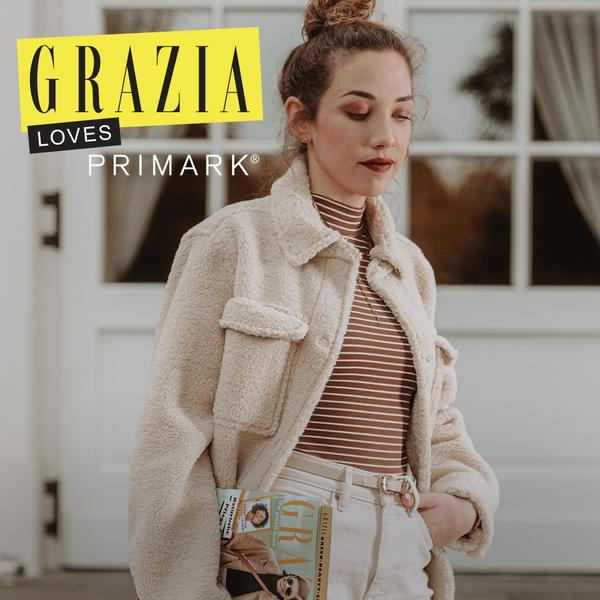 Grazia Influencer Post Header
