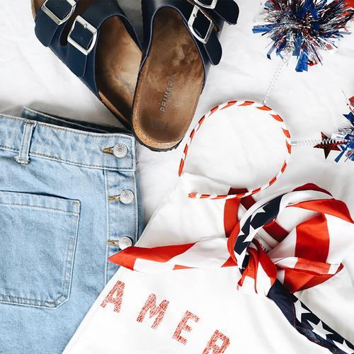 4th of july themed clothing