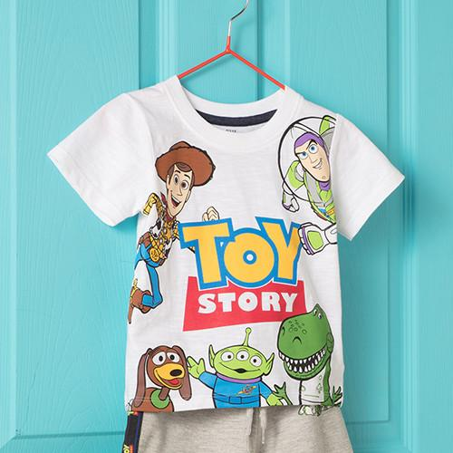 Toy Story Sleeping Bag with Pillow Primark Woody Jessie Buzz Lightyear Bedding
