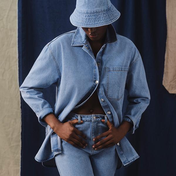 jeans konopny
