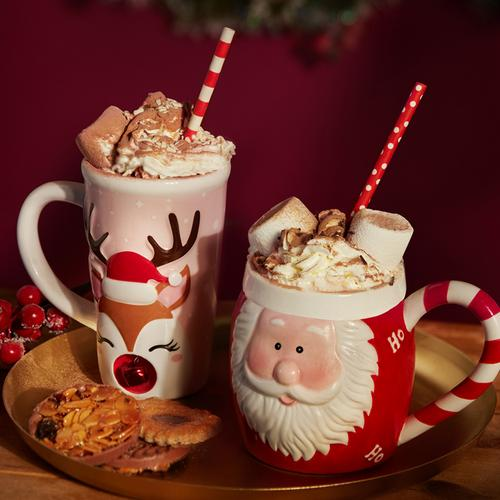 Primark's hot chocolate