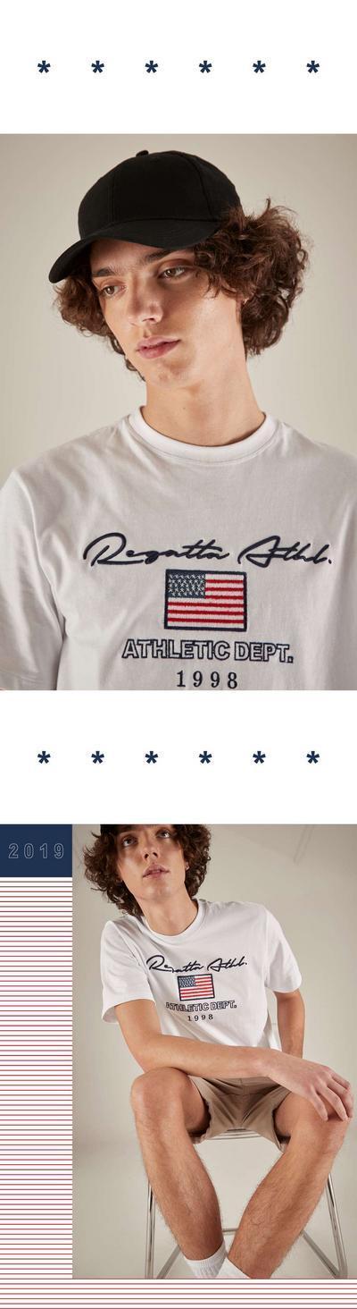 Americana Herren Bild