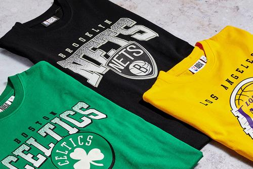 NBA x Primark - Primark launches collection with NBA