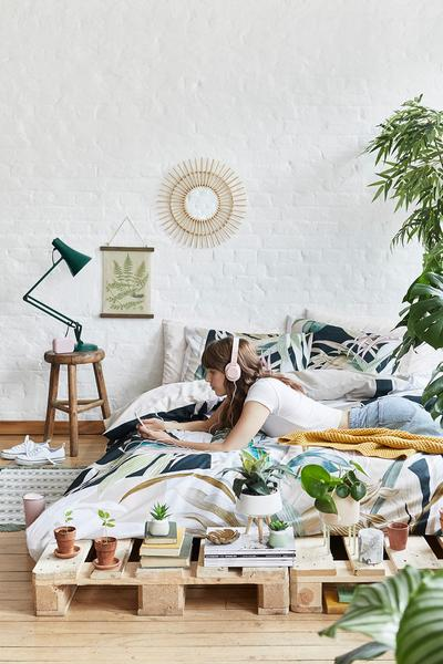 Botanica bedroom image