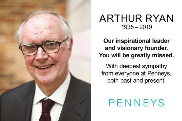 Arthur Ryan Primark