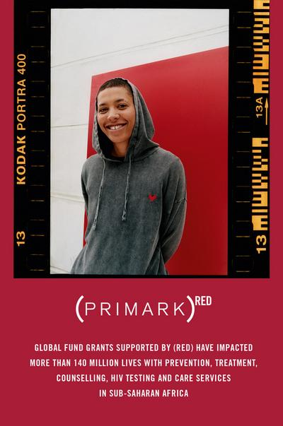 """""""Red"""" Kollektion von Primark"""