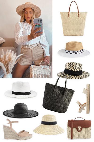 straw hats main image