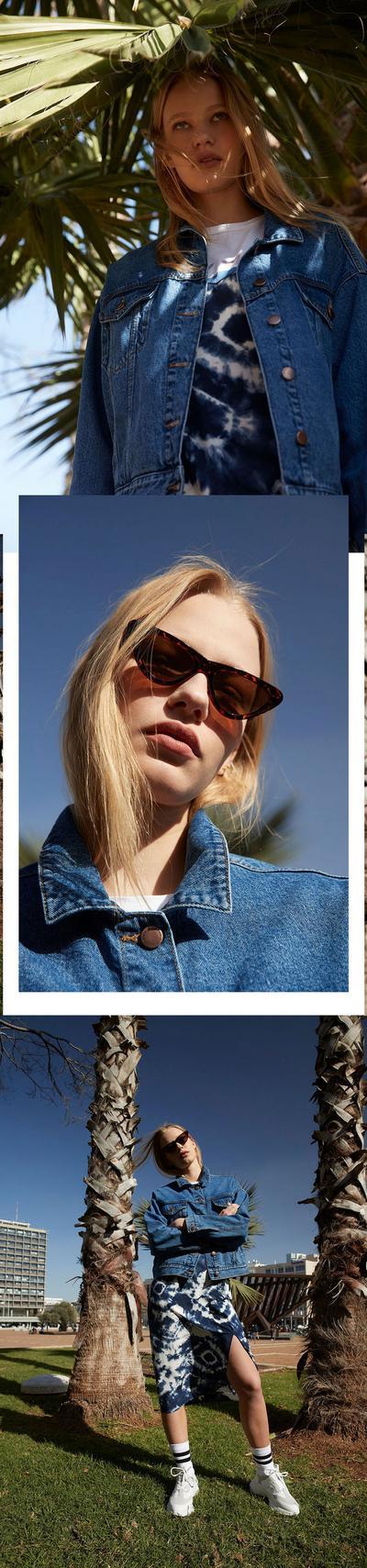 Primark moda feminina imagem Tie-Dye