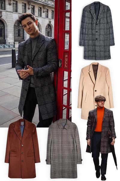 Men's Formal Coats
