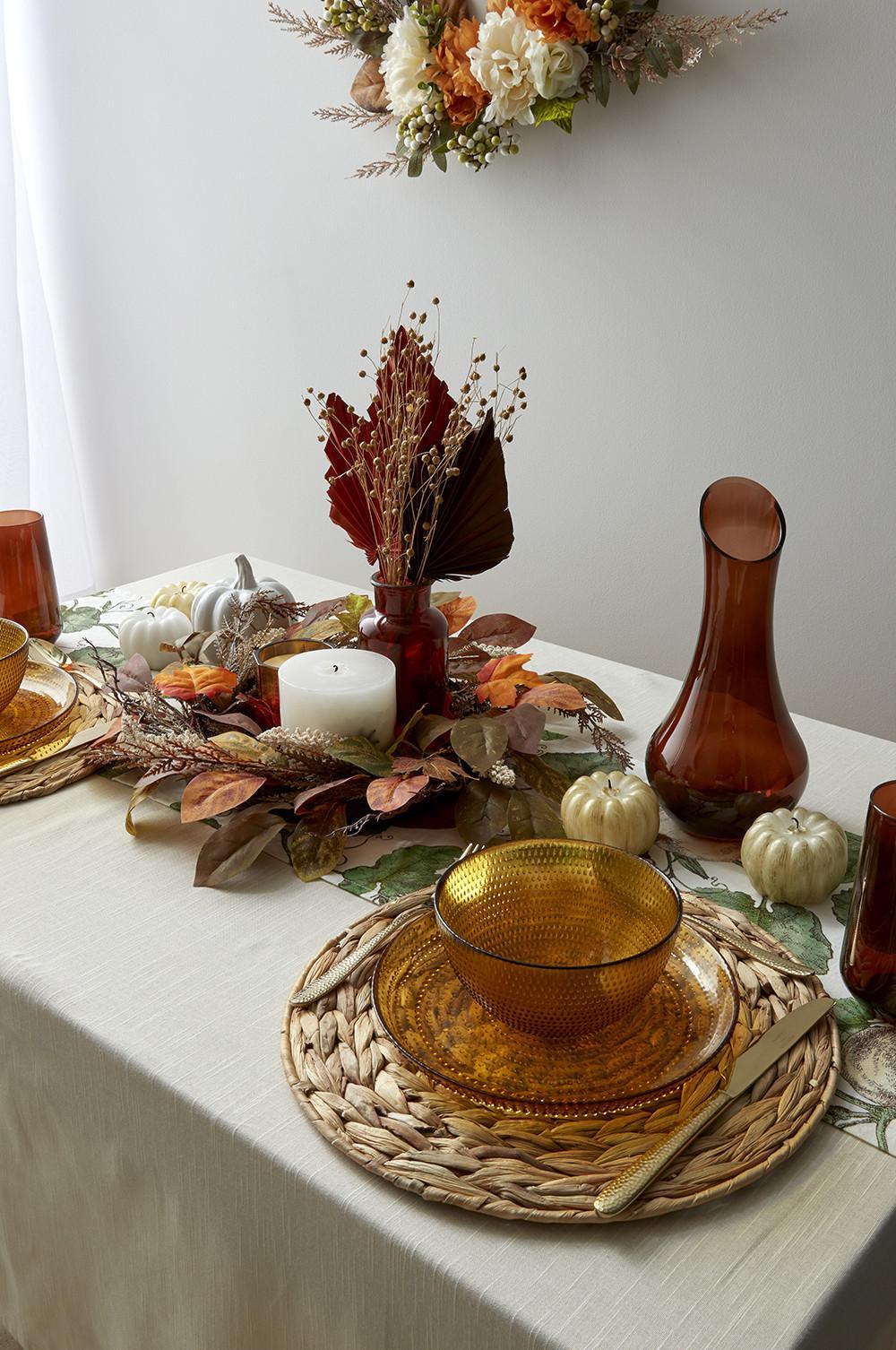 images à plat d'une table
