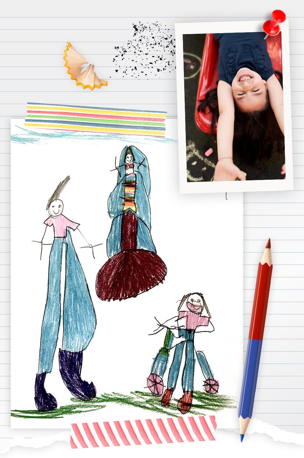 Kids' drawing 1