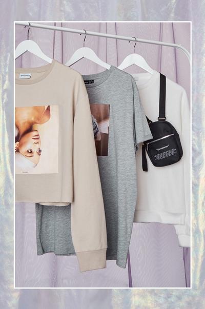 rail of clothing