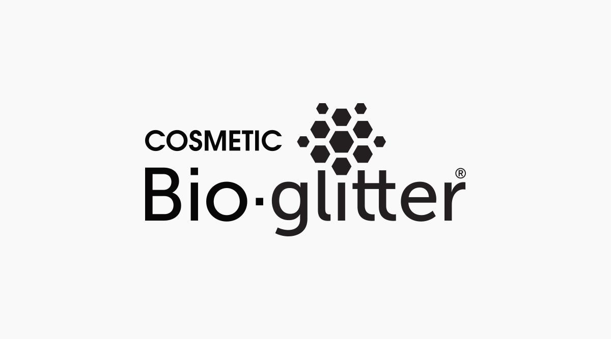 Logo met glitters