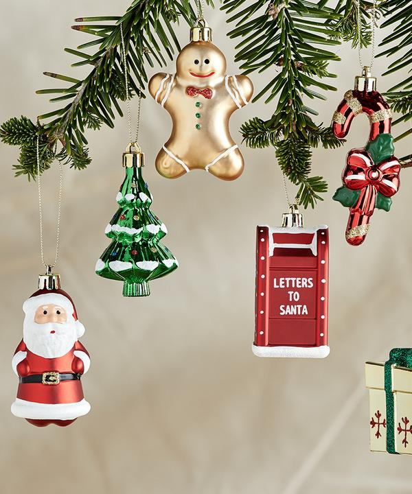 Christmas decorations banner image
