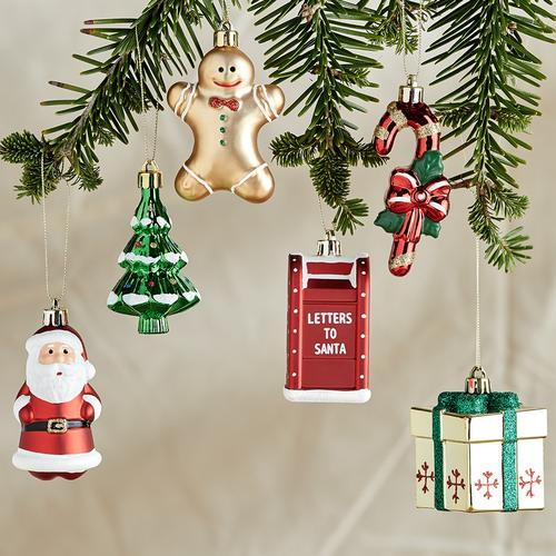 Christmas decorations image snippet