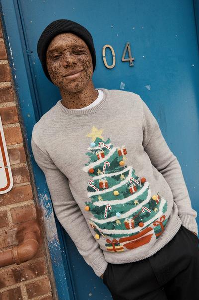 Men's Christmas sweater
