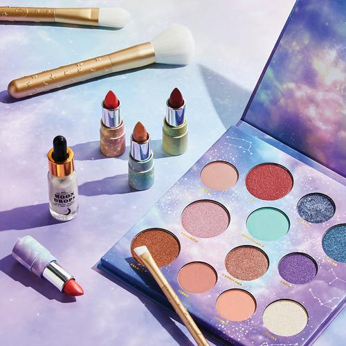 PS  Cosmic beauty make up range