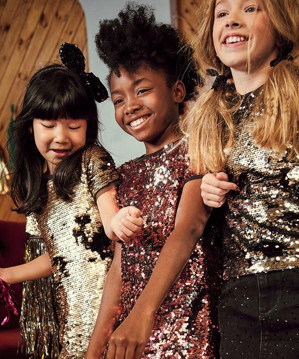 Party-Perfect Kidswear