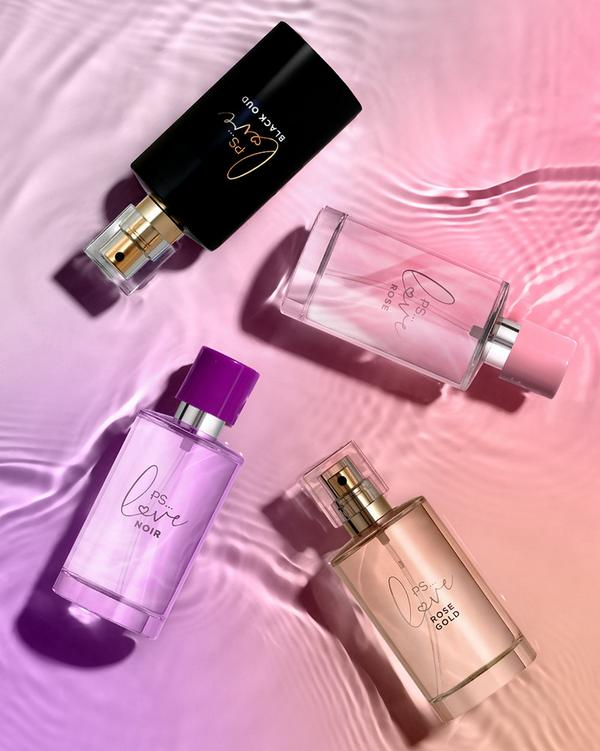 Fragrance homepage