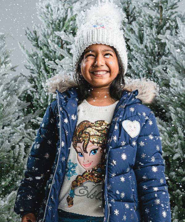 Tenues enfant La Reine des neiges