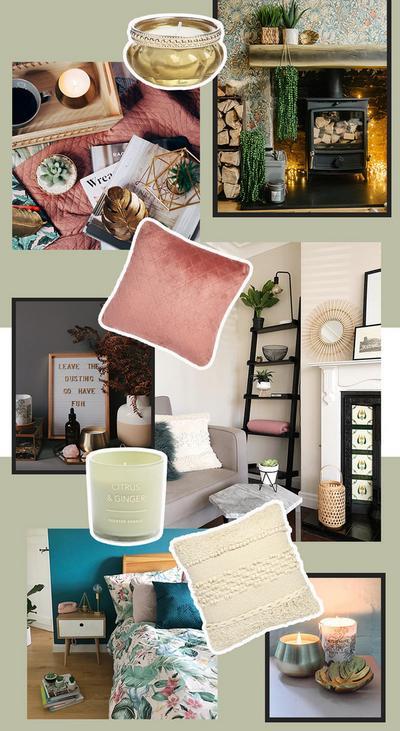 Make a house a home image