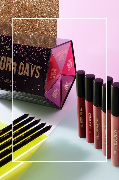 Primark lipstick and lip liners