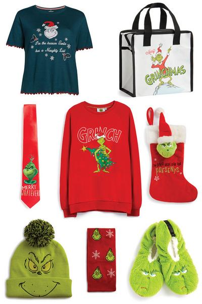 grinch collection