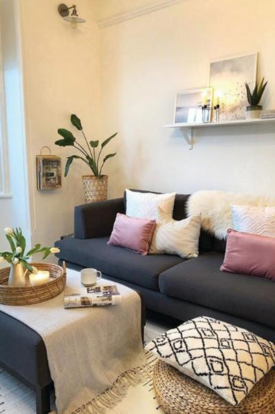 Style clinic calm home lounge image