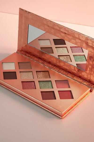 Jena Frumes eyeshadow palette