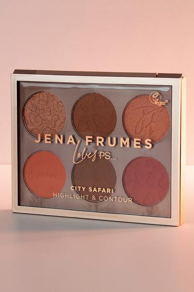 Jena Frumes contour palette