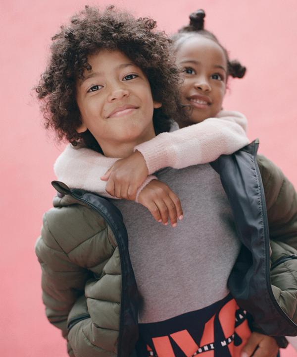 Kids' fashion banner image