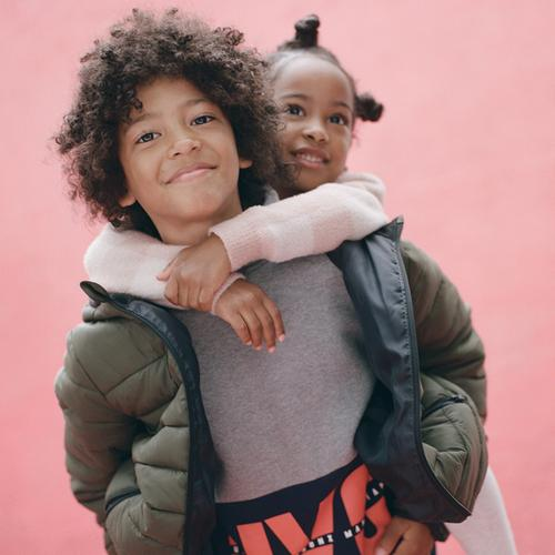 Kids fashion image snippet